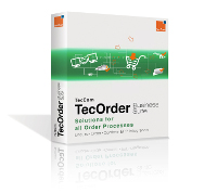 TecLocal is part of the TecOrder solution for order processing
