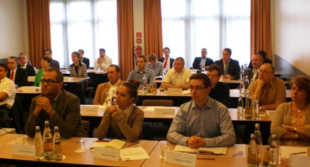 Participants at the 28th TecCom User Group Meeting.
