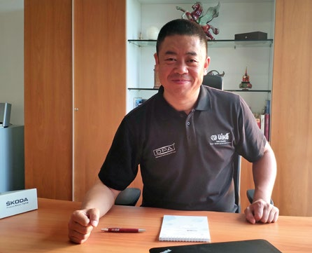 Zhongchuan Cao, General Manager, Tantivy Automotive