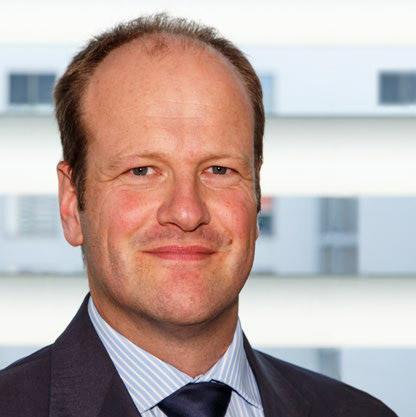 Matthias Rödler, Head of Business Process Development, Continental