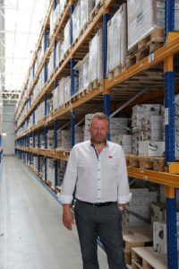 Lars Sendal Sales Executive/CSO, SBS Automotive