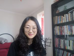 Emeline Xie, Marketing & Communication Manager