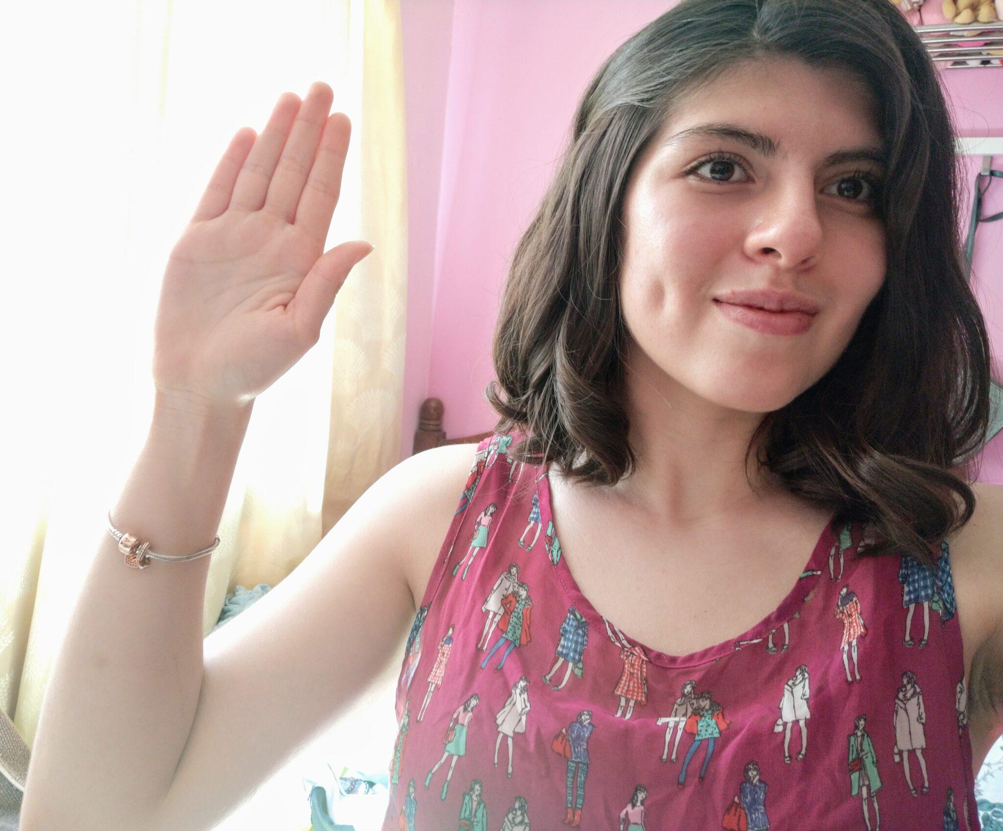Angélica Alejandra Ledesma López, Support & Parts Analyst
