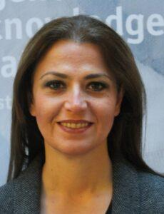 Salomé Fikouhi, Senior Business Consultant
