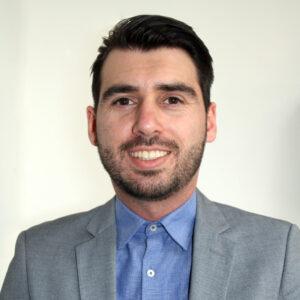 Tim Geraedts, Senior Sales Manager