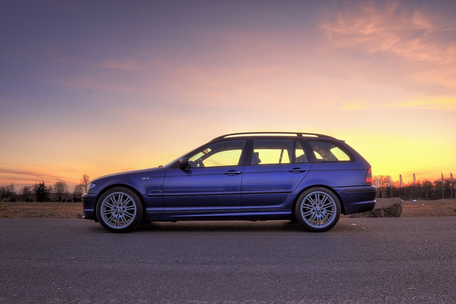 BMW E46 als Touring. Foto: Jonathan Petersson/Unsplash