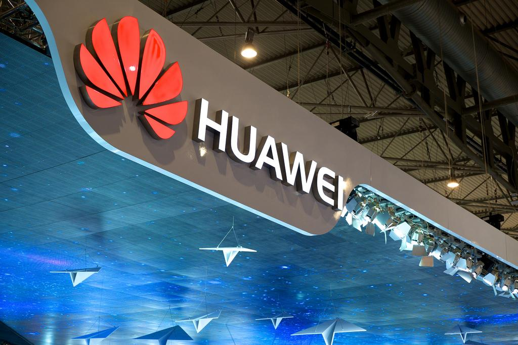 Estand de Huawei al Mobile World Congress / Kārlis Dambrāns