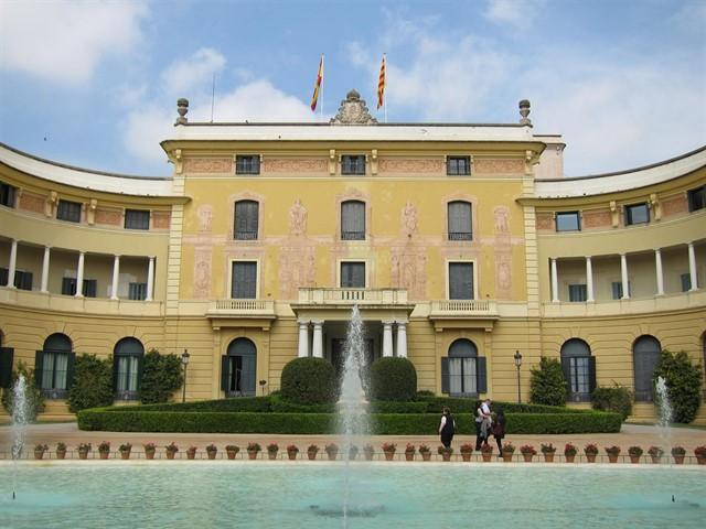 El Palau de Pedralbes. | Europa Press
