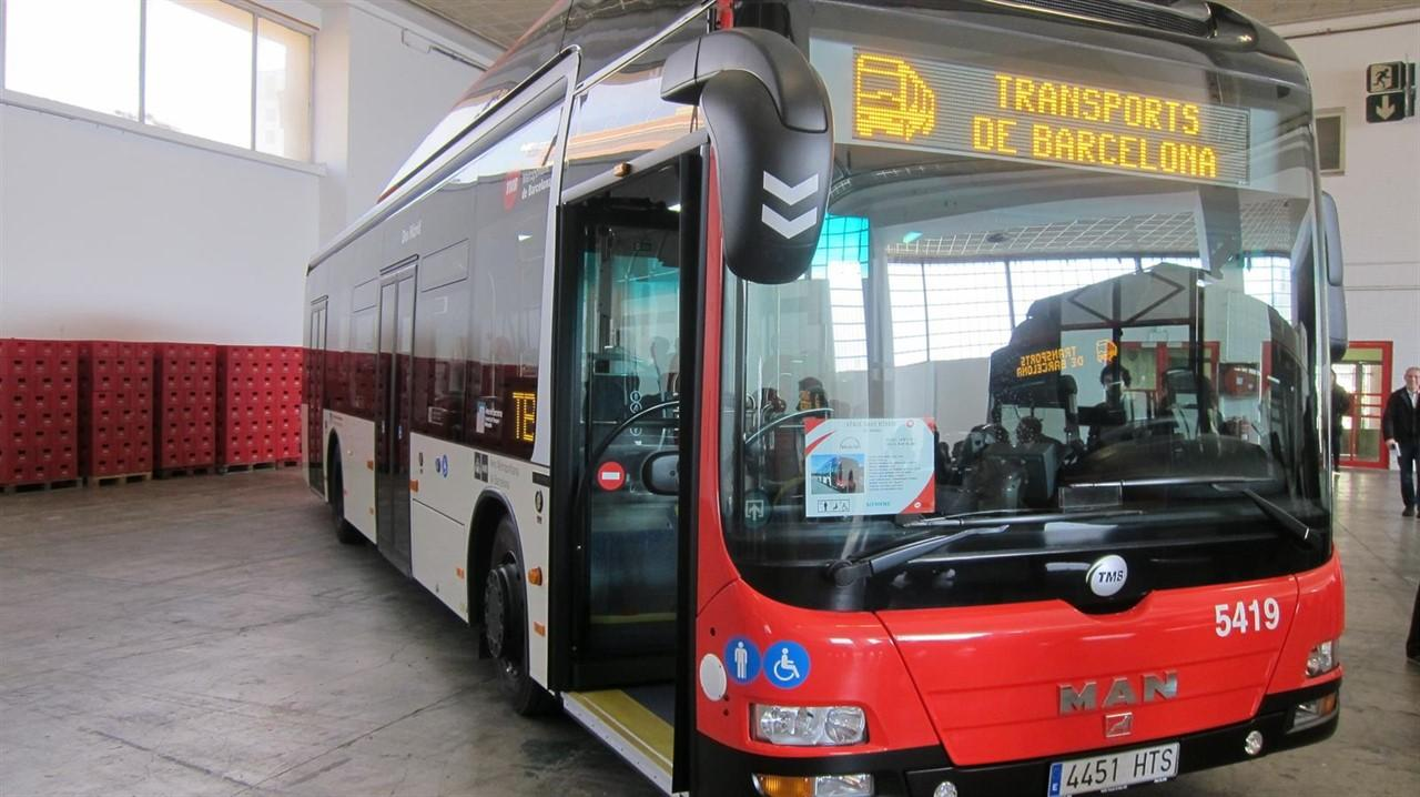 Autobús de TMB / Europa Press