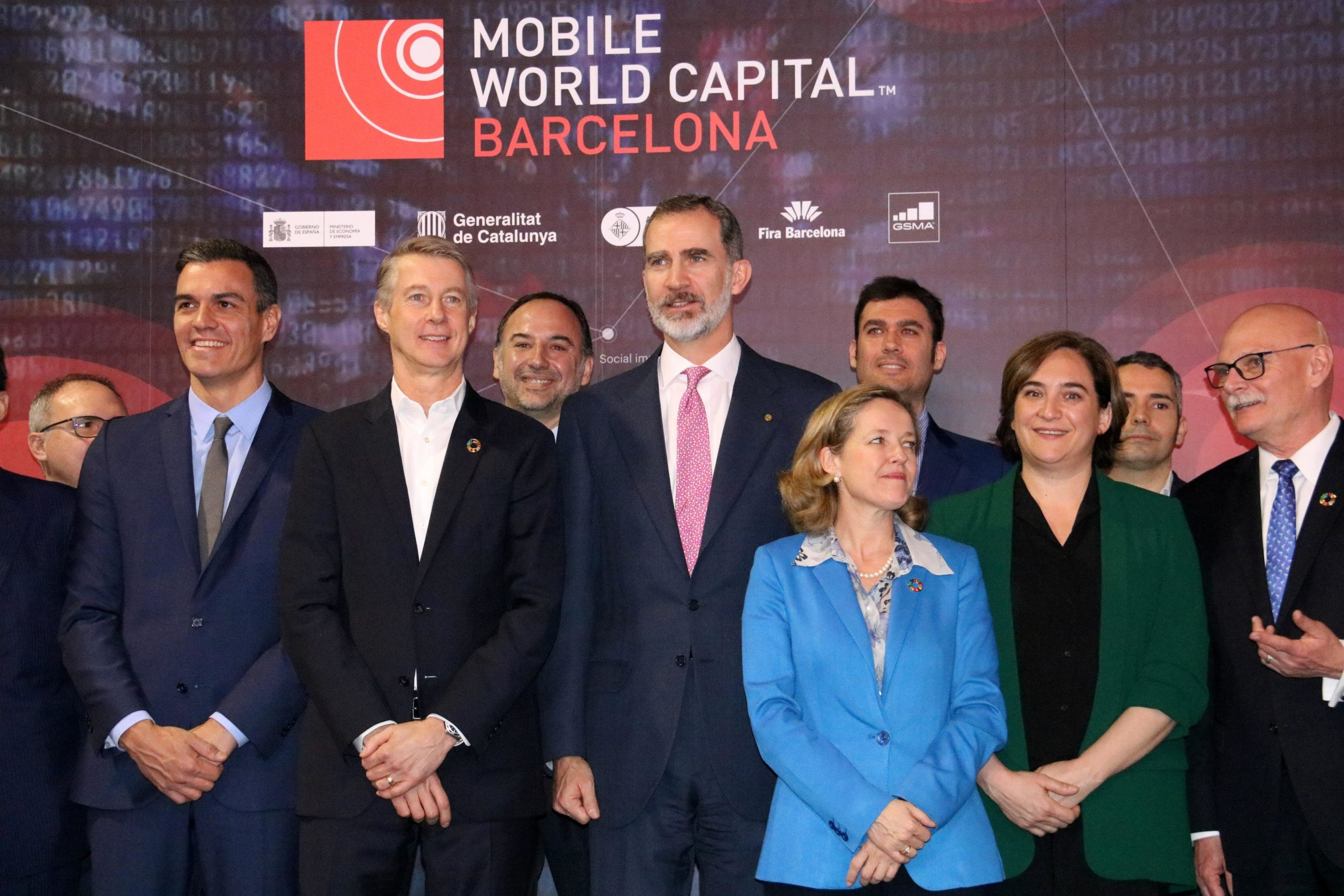 Mobile World Congress al recinte Gran Via / GSMA