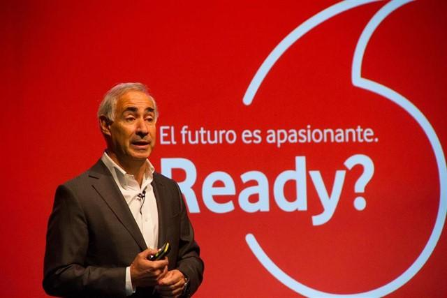 Vodafone és l'operadora que disposarà del 5G. | Europa Press