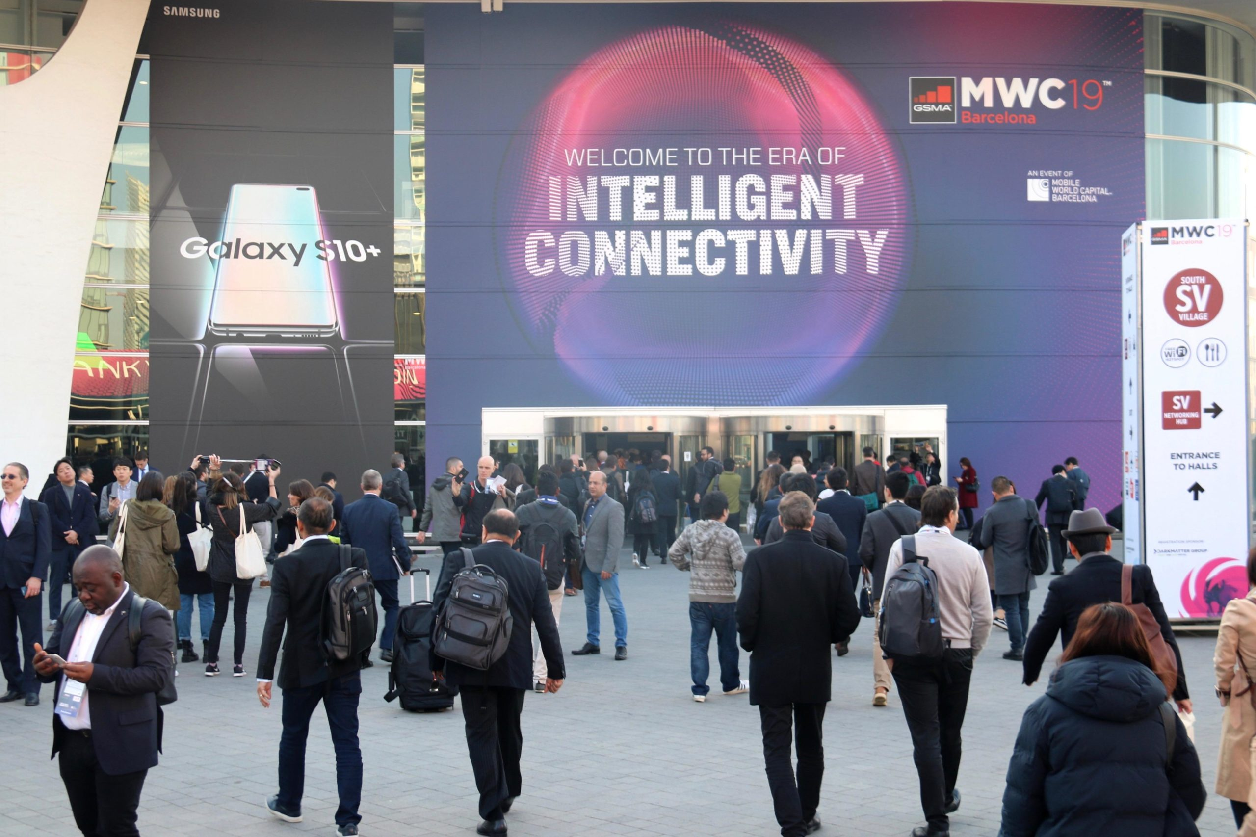 Gent entrant al Mobile World Congress / ACN
