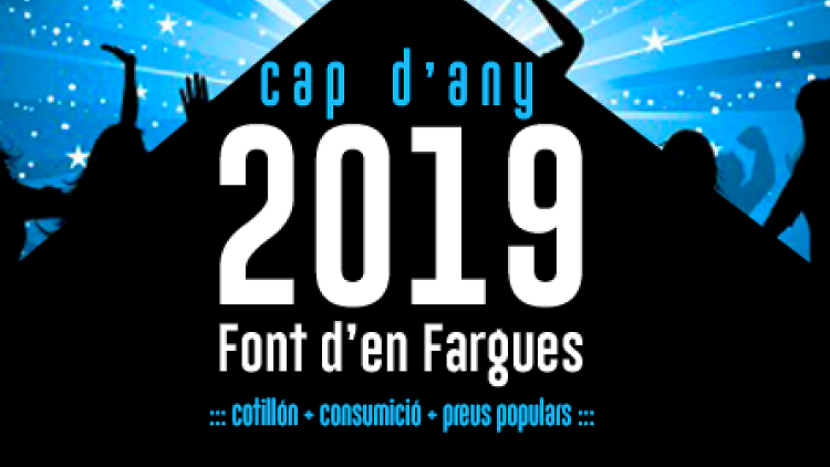 font d'en fargues cap d'any