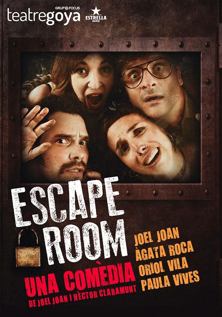 escape room teatre