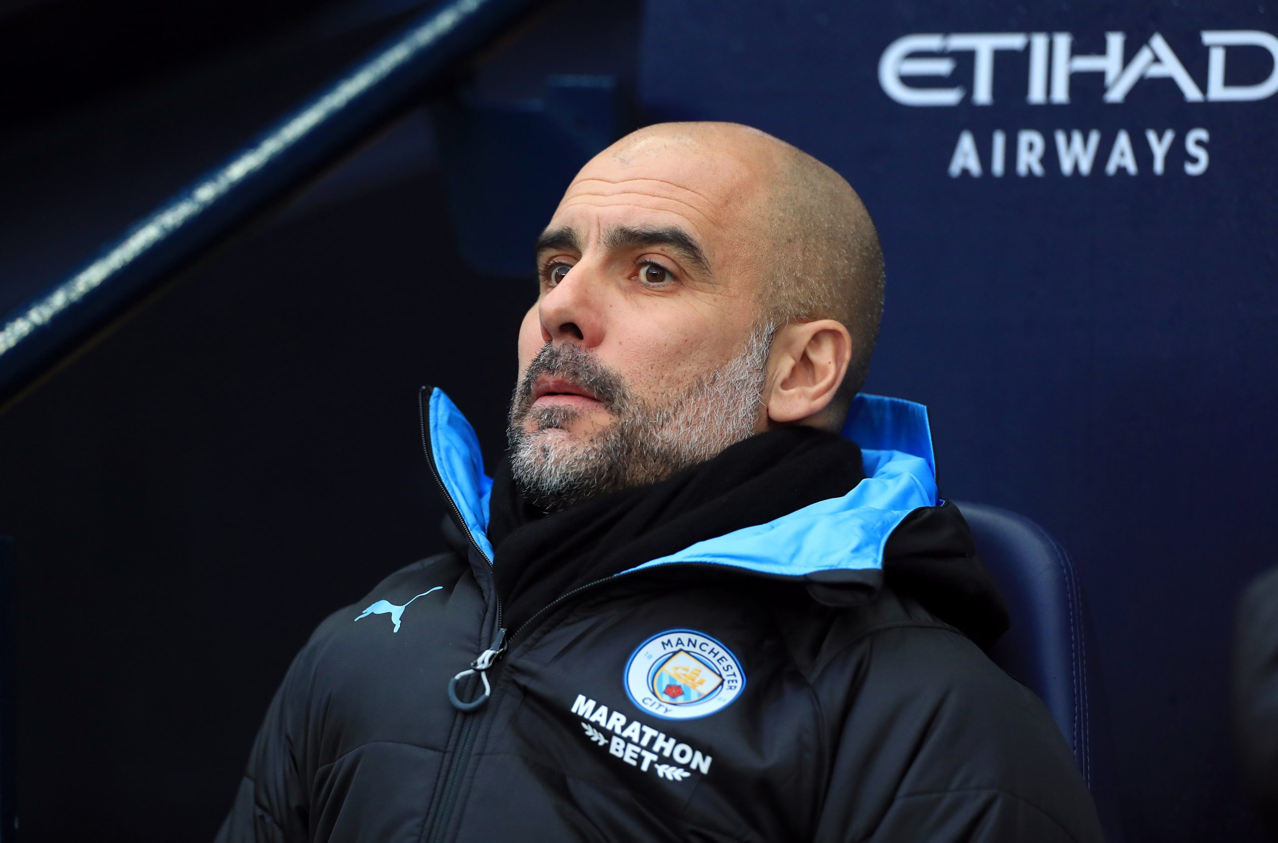 Guardiola, actual entrenador del Manchester City | Europa Press