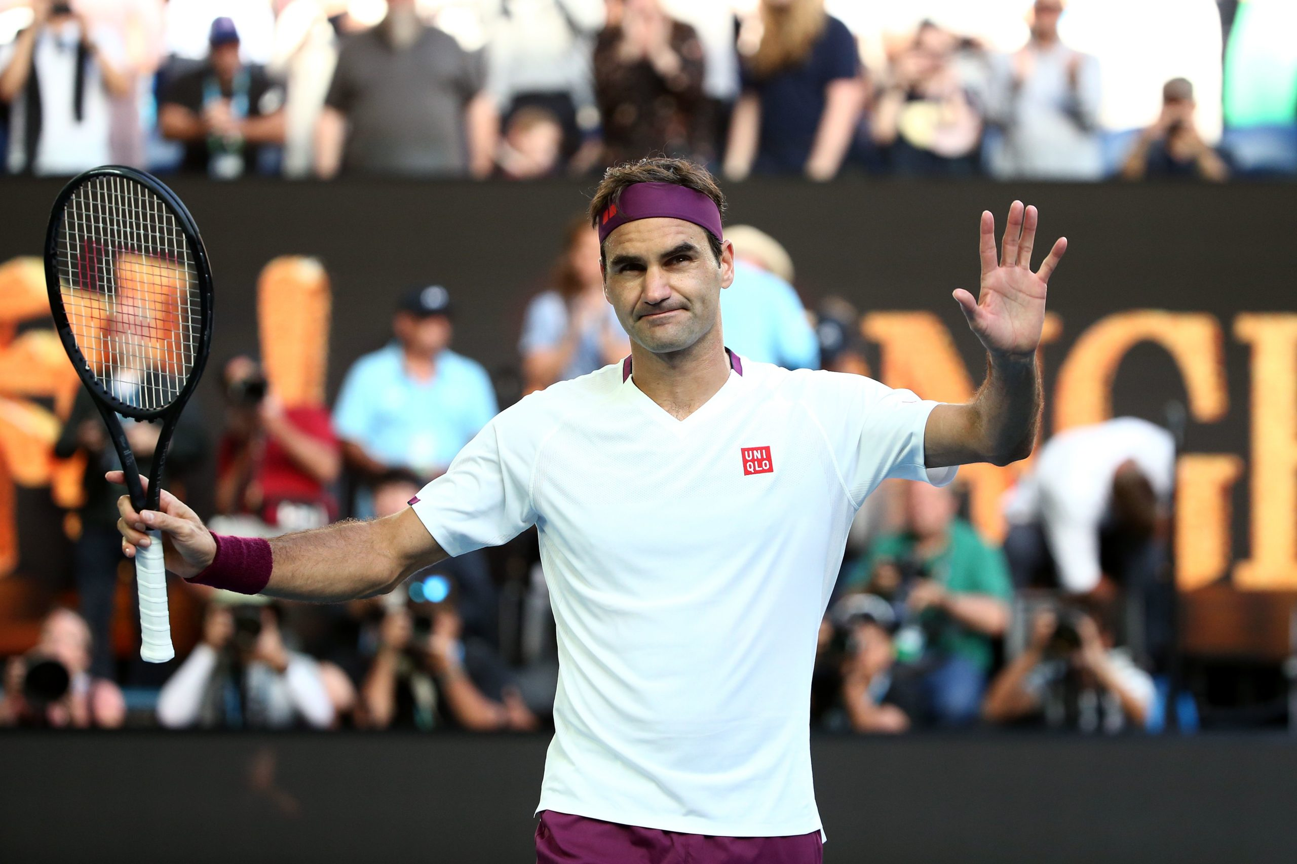 Roger Federer, en arxiu | Europa Press