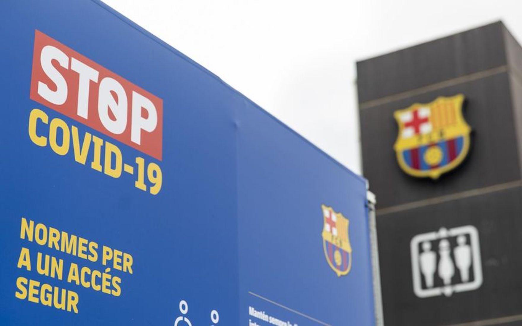 El Barça torna a obrir les seves instal·lacions | FC Barcelona