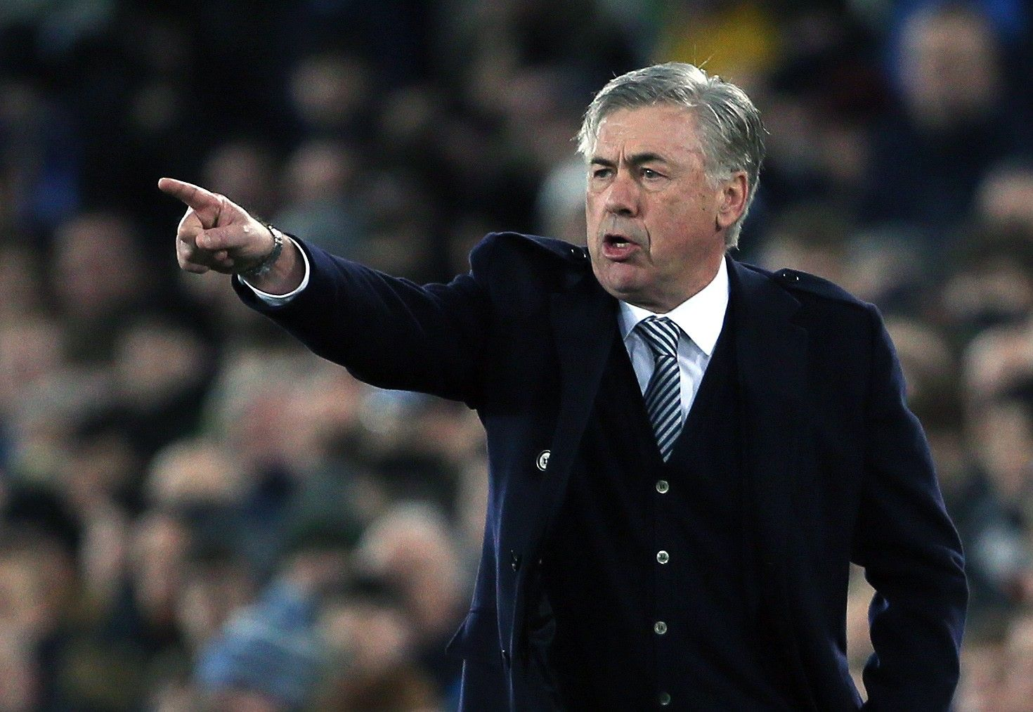 Carlo Ancelotti, exentrenador del Madrid | Europa Press