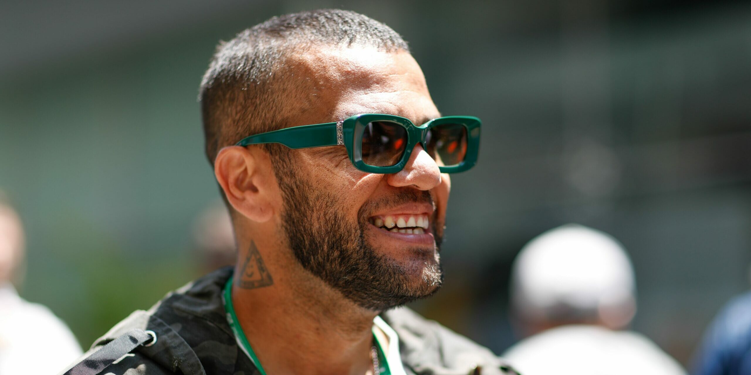 Dani Alves, en arxiu . Europa Press