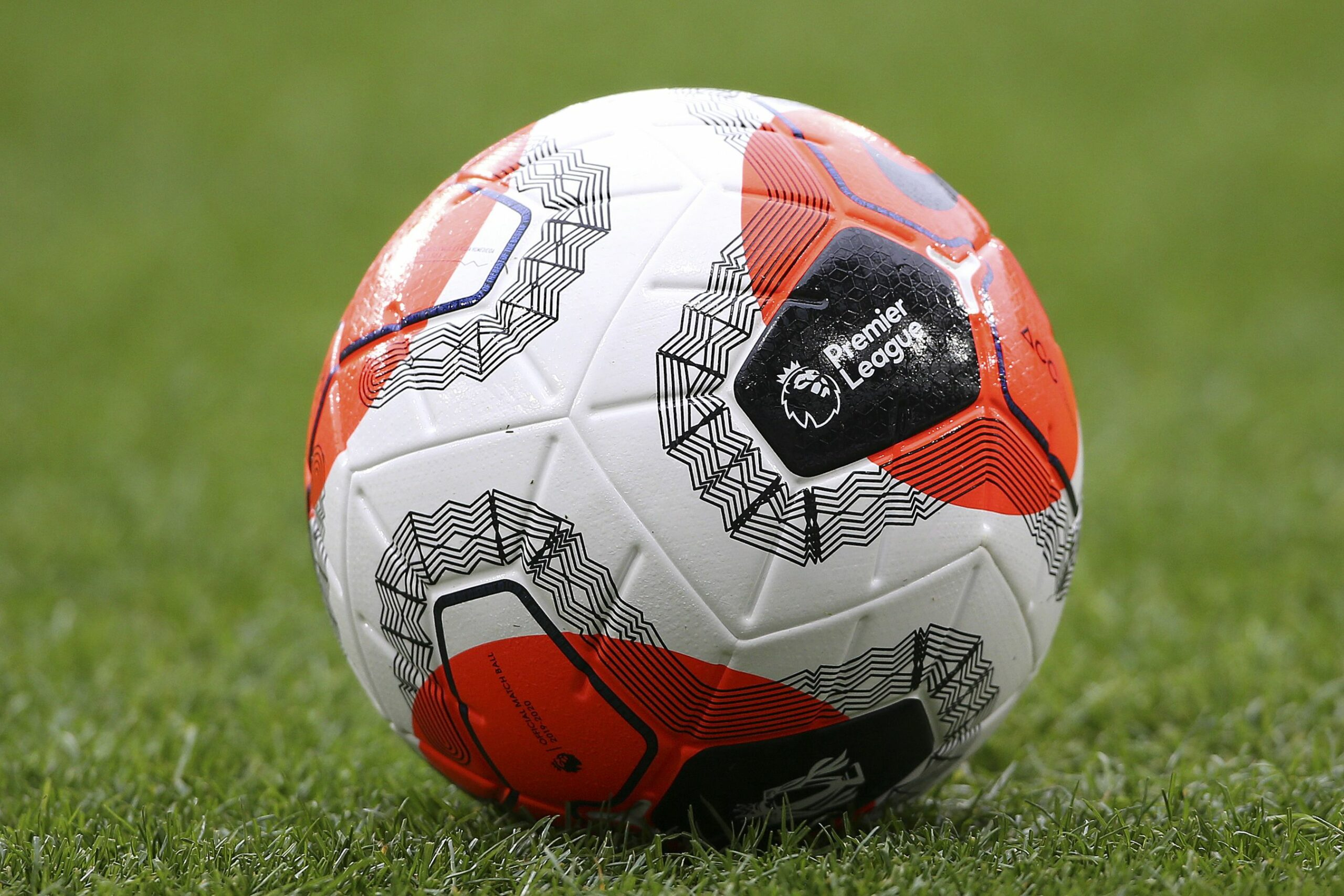 La pilota de la Premier League, en arxiu | Europa Press