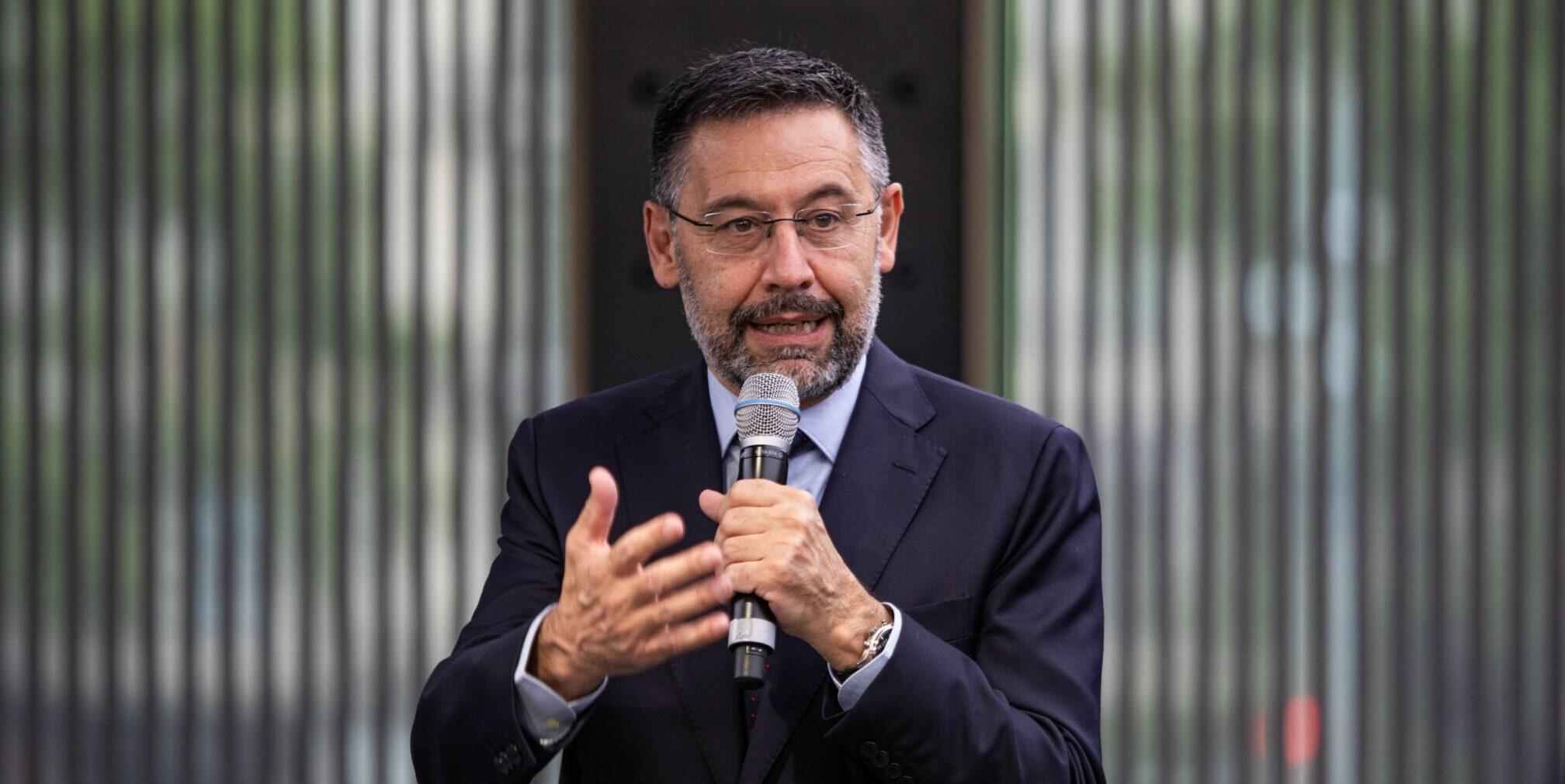 Josep Maria Bartomeu, president del Barça |Europa Press