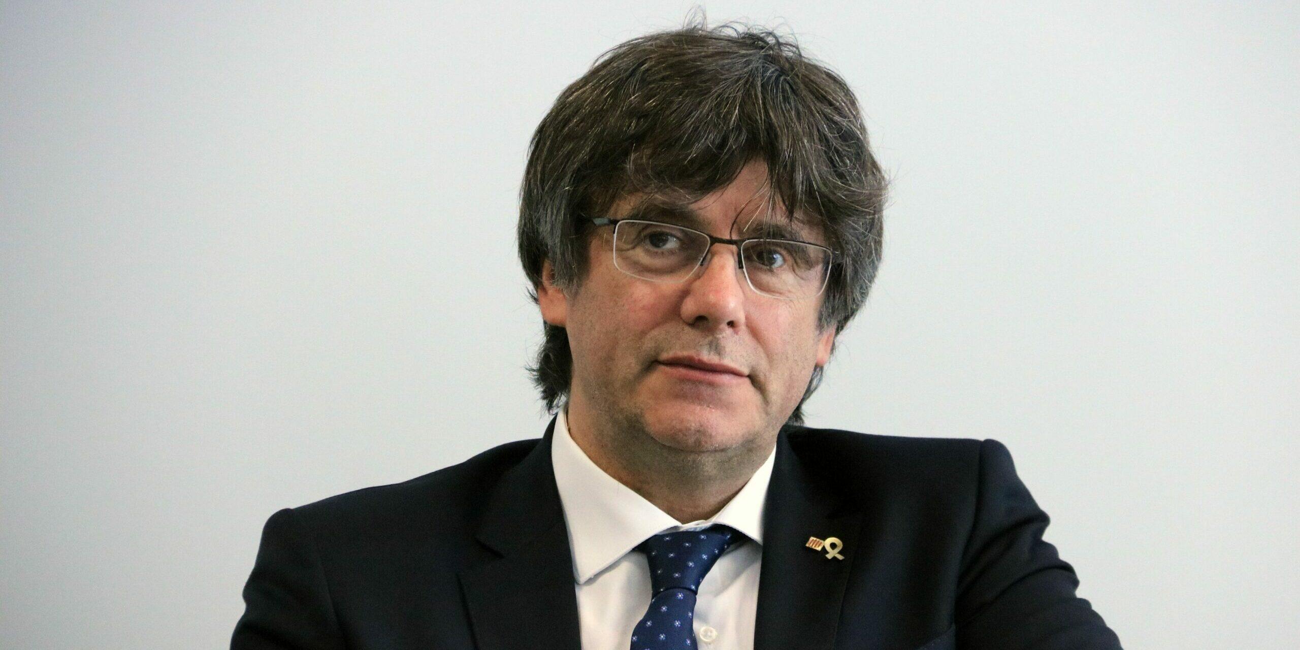 Carles Puigdemont, en arxiu | ACN