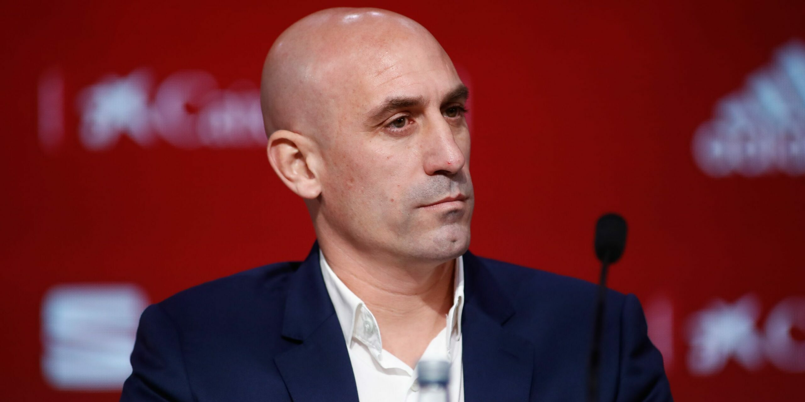 Luis Rubiales, en arxiu | Europa Press