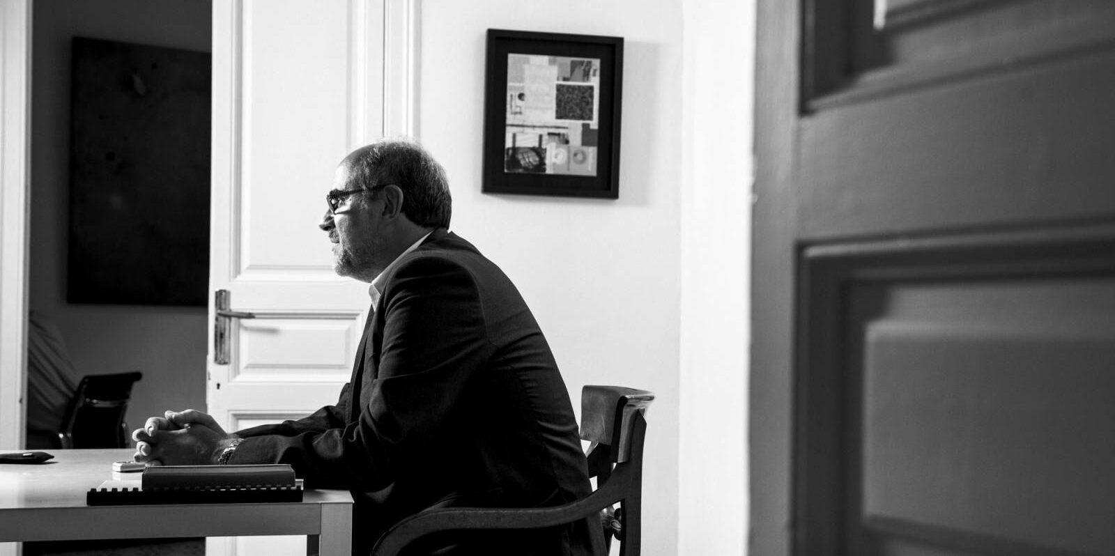 Ricard Faura, portaveu de Dignitat Blaugrana | Dignitat Blaugrana