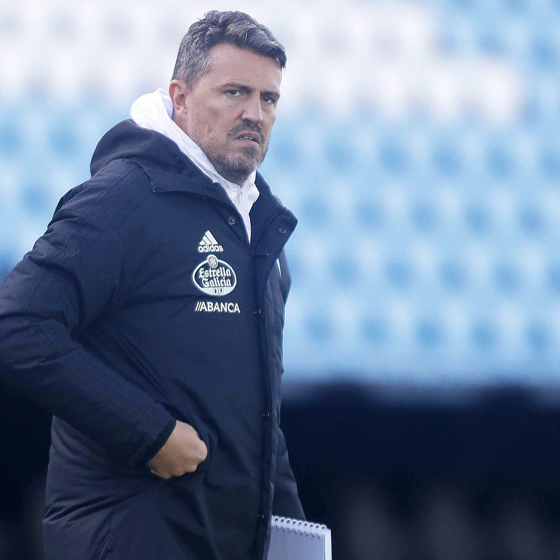 Òscar Garcia, exentrenador del Celta | Europa Press