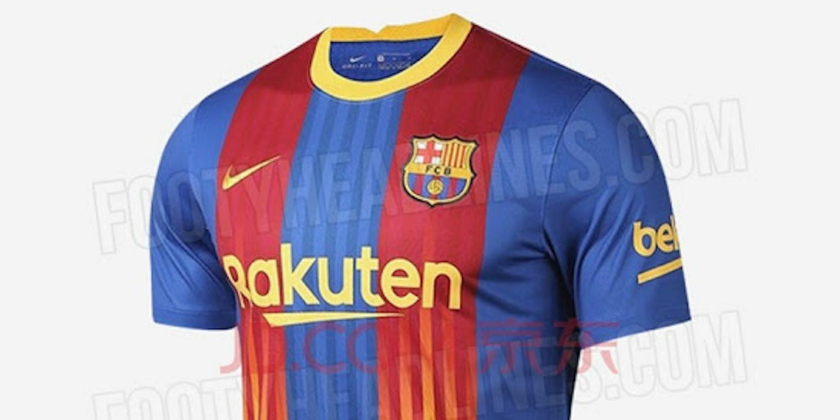 Quarta samarreta del Barça per a la temporada actual | Footy Headlines