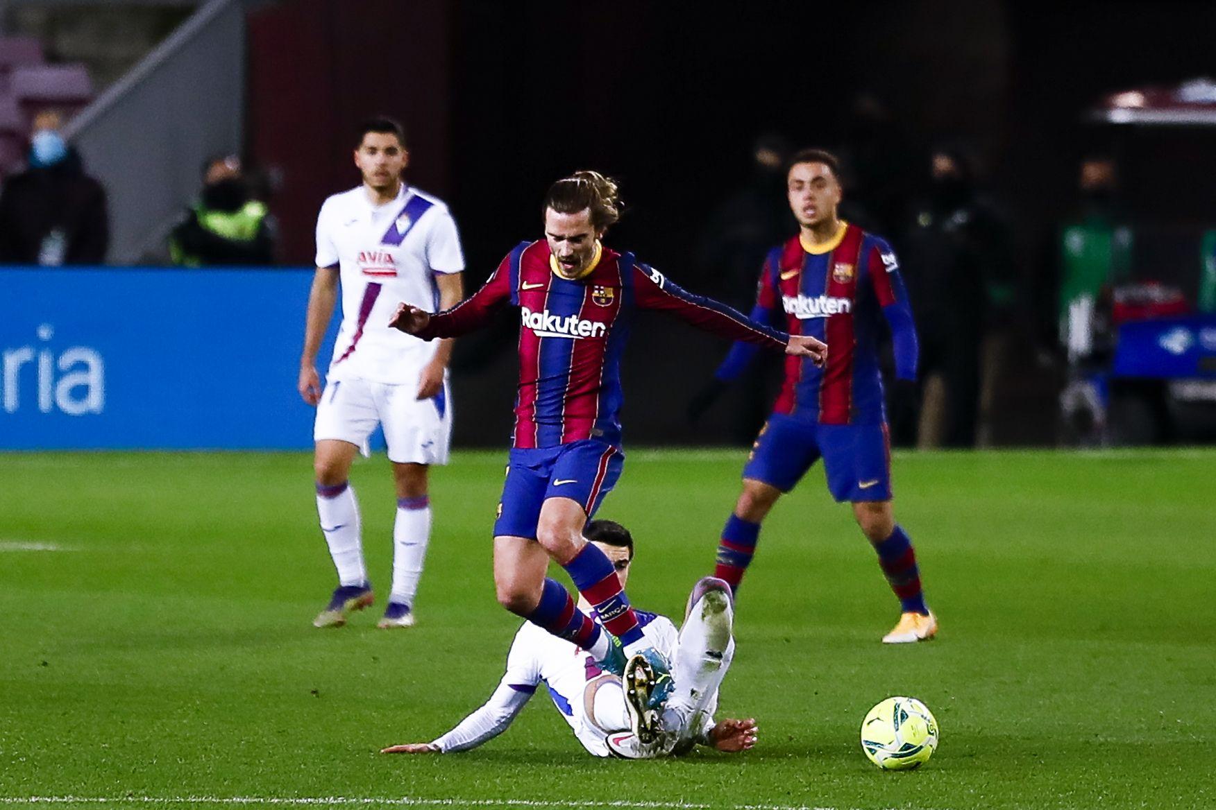 Griezmann, al Camp Nou | Europa Press