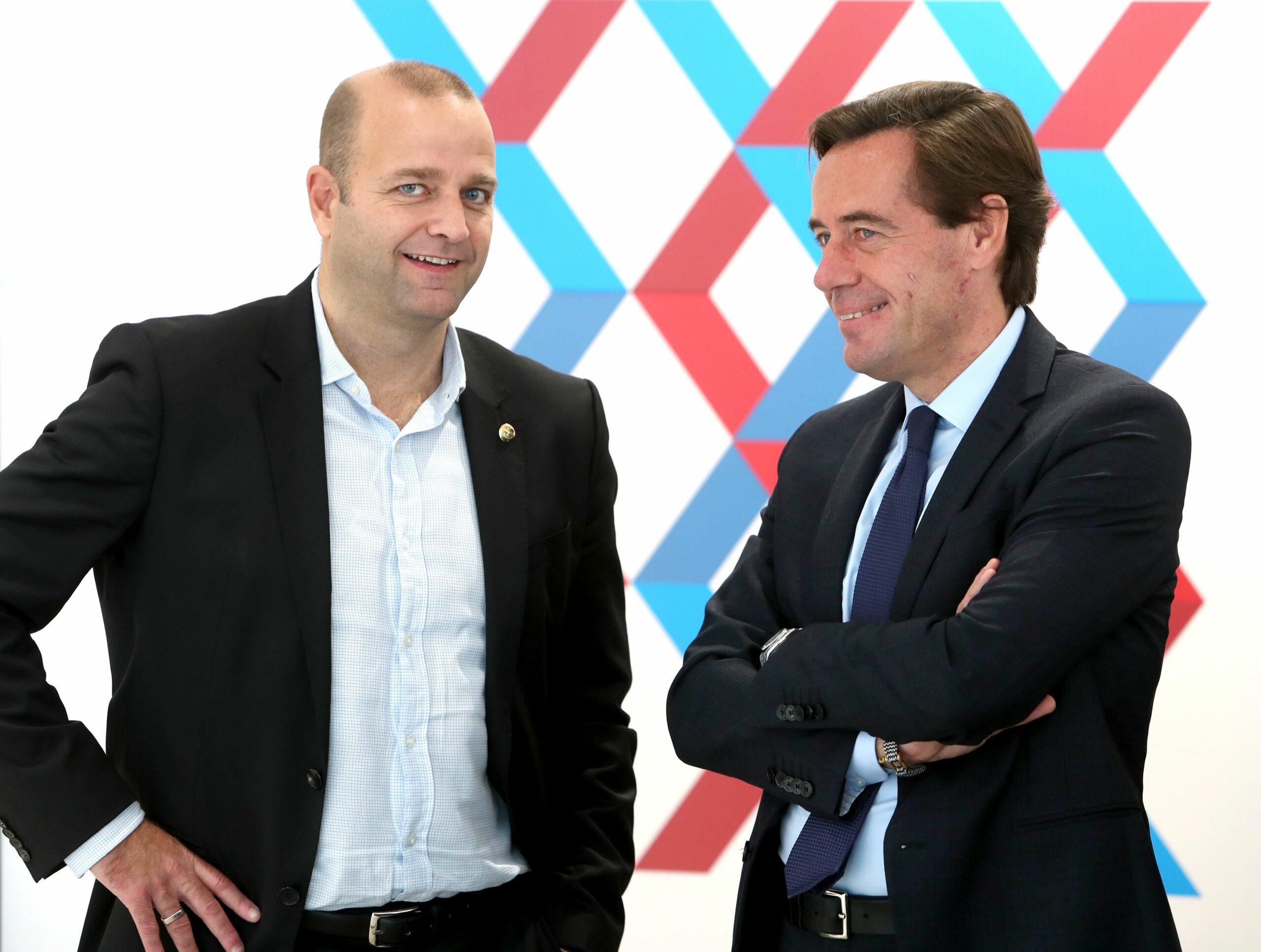 Xavi Vilajoana incorpora al seu equip Francesc Rebled, expresident del Girona | Marc Casanovas