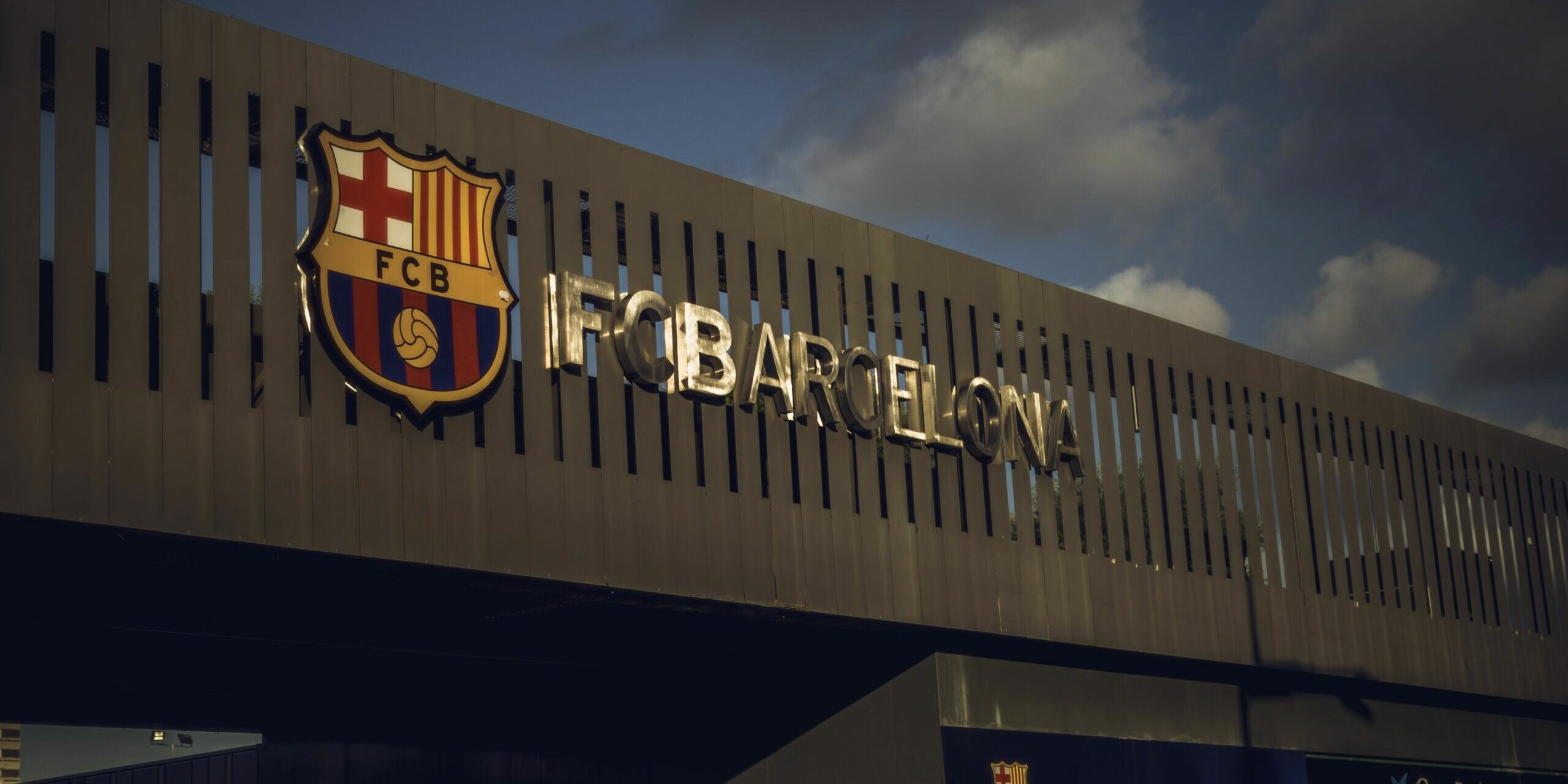 Entrada del Camp Nou | Europa Press