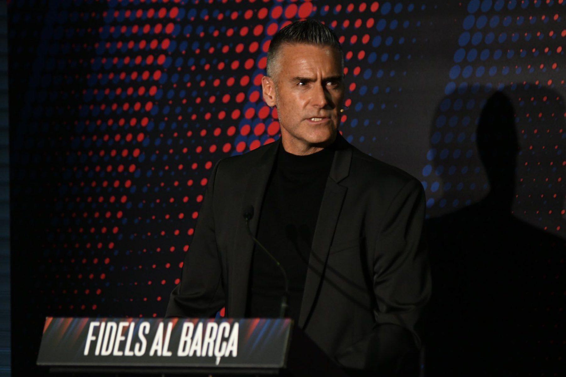 Lluís Carreras, Director de Futbol de la precandidatura de Toni Freixa a les eleccions del Barça | 'Fidels al Barça'