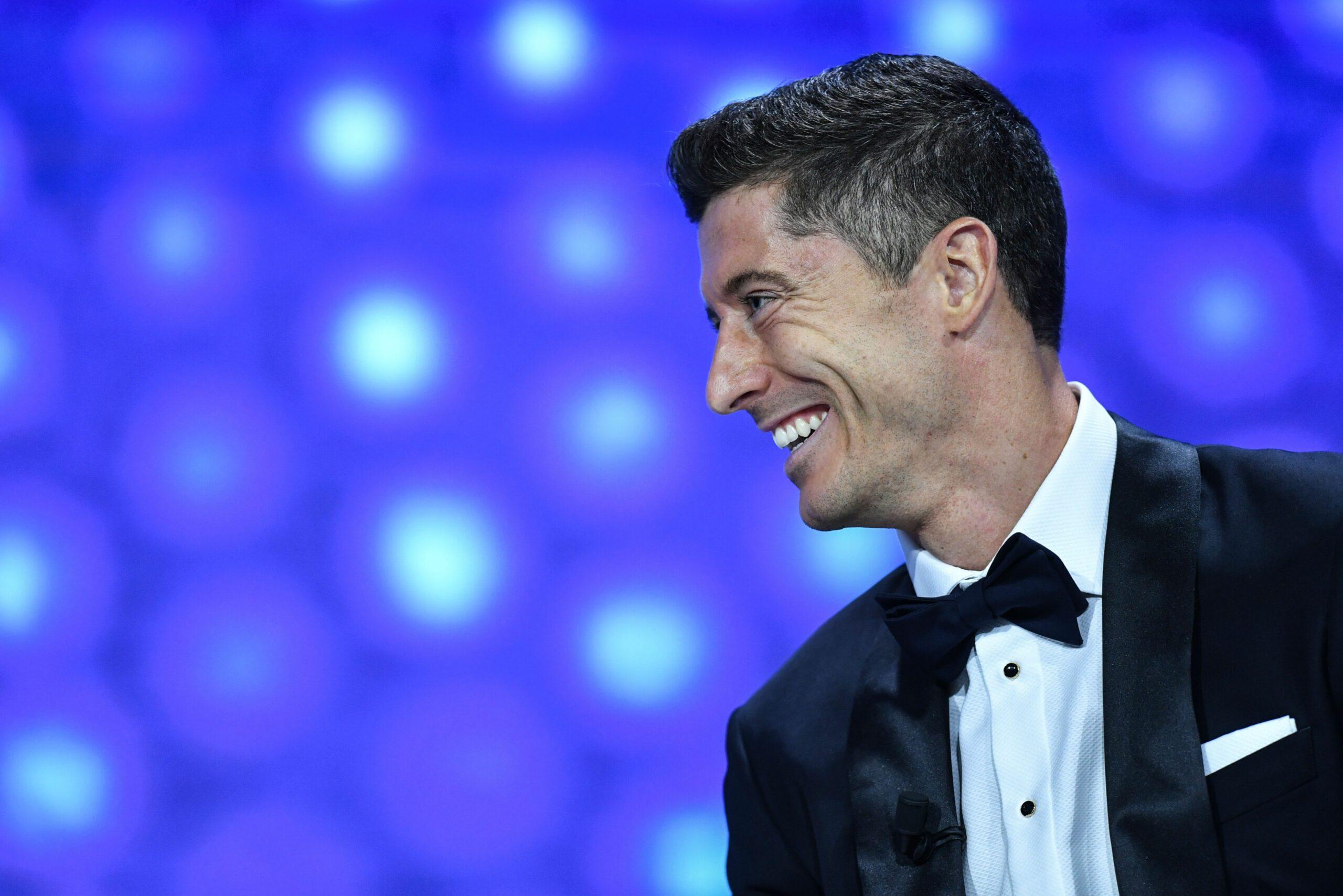 Robert Lewandowski, jugador del Bayern |Europa Press