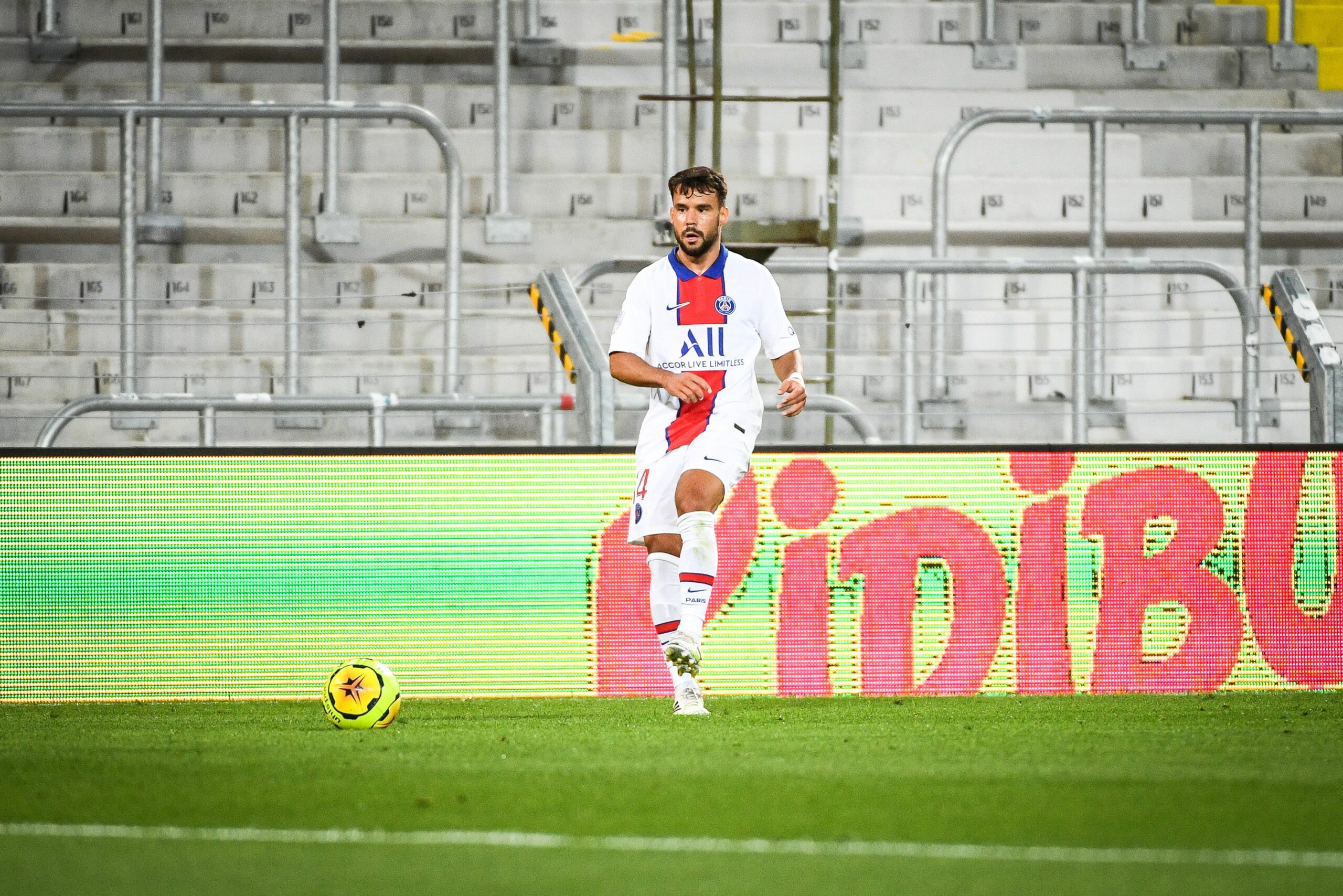 Juan Bernat, jugador del PSG | Europa Press