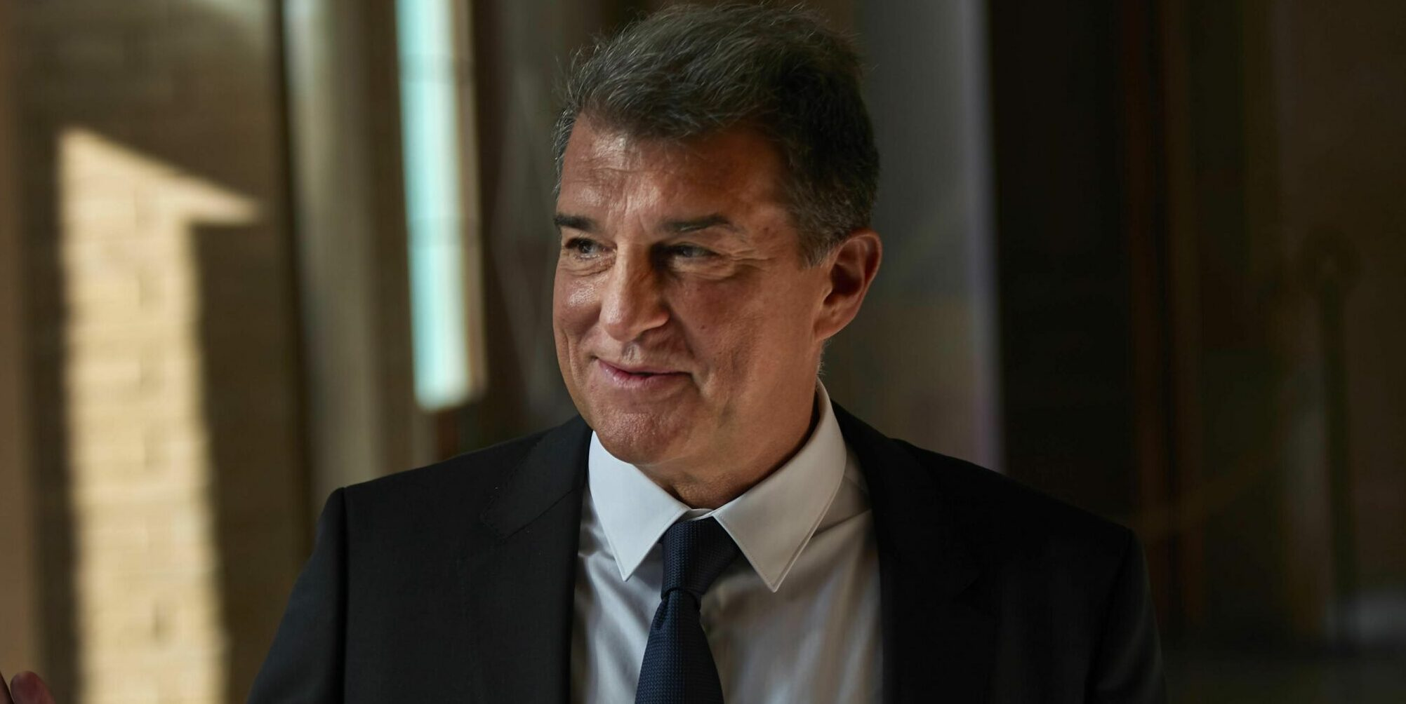 Joan Laporta, expresident del Barça entre el 2003 i el 2010   Estimem el Barça