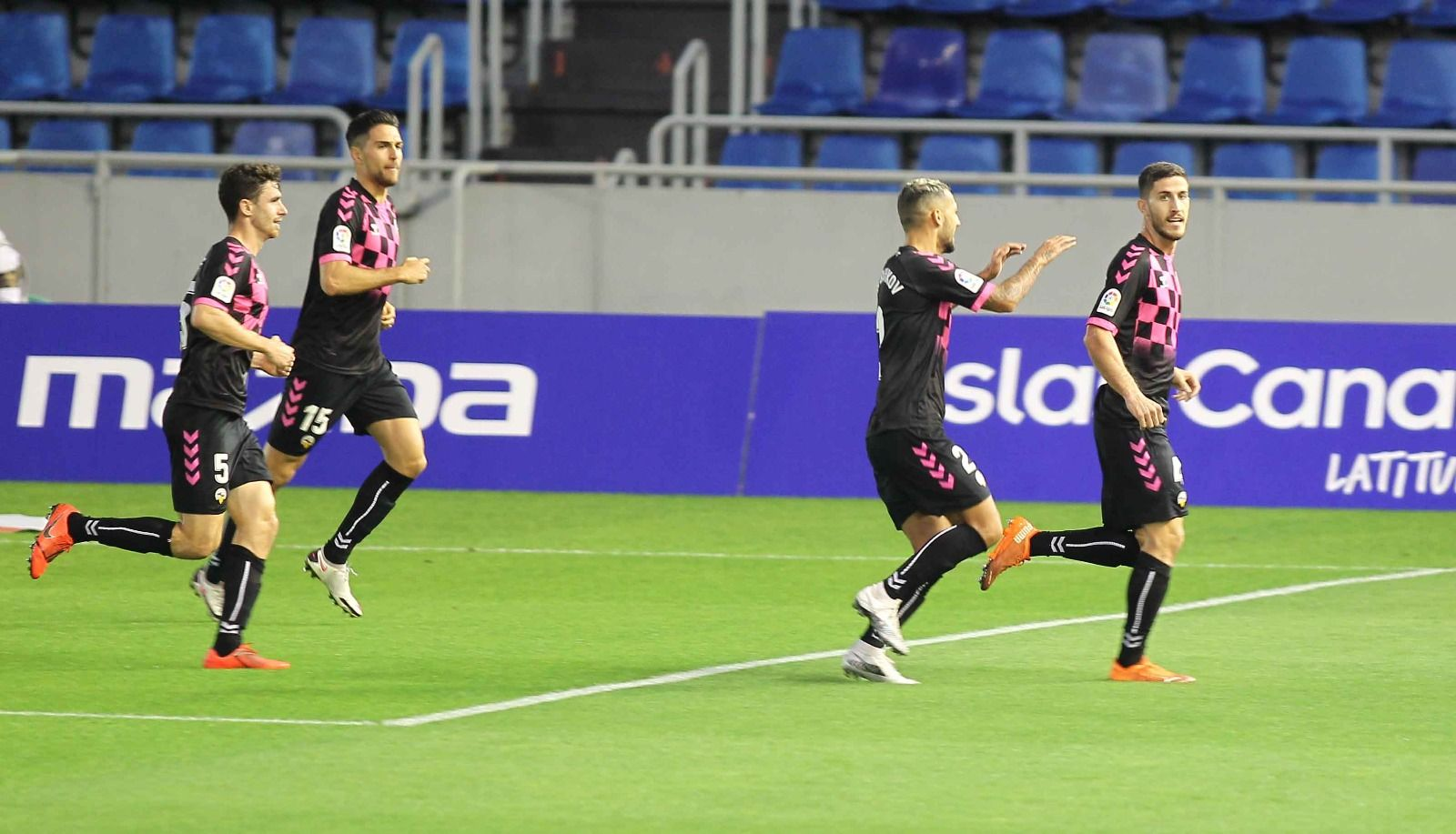El Sabadell suma el quart triomf de la temporada | LaLiga
