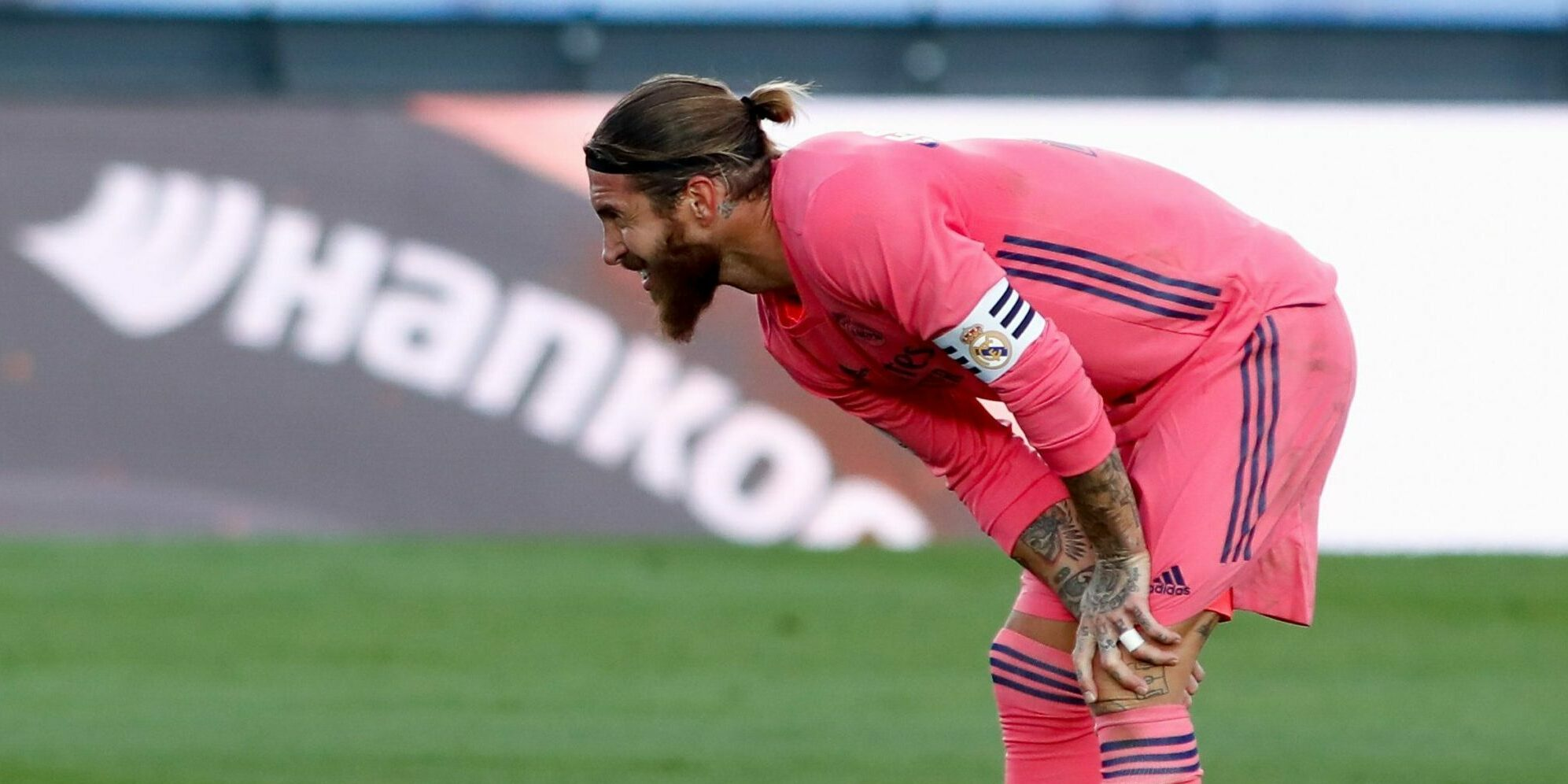 Sergio Ramos, jugador del Reial Madrid | Europa Press