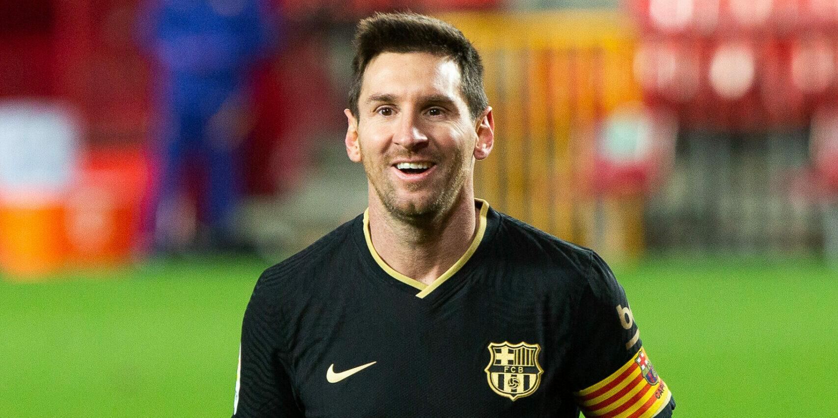 Leo Messi, capità del Barça | Europa Press