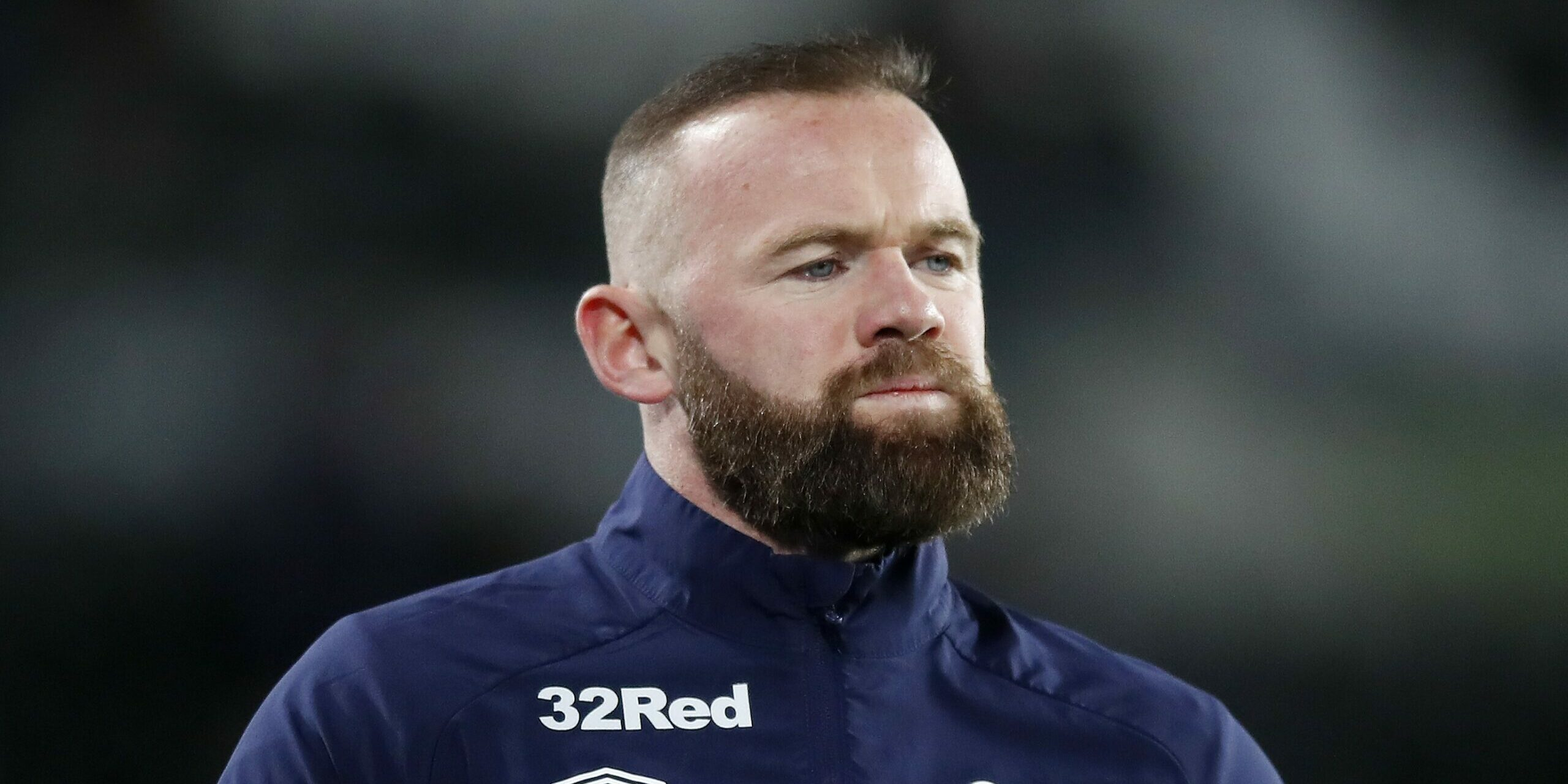 05 March 2020, England, Derby: Derby County's Wayne Rooney pictured prior to the start of the English FA Cup fifth round soccer match between Derby County and Manchester United at Pride Park. Photo: Martin Rickett/PA Wire/dpa   (Foto de ARCHIVO) 5/3/2020 ONLY FOR USE IN SPAIN