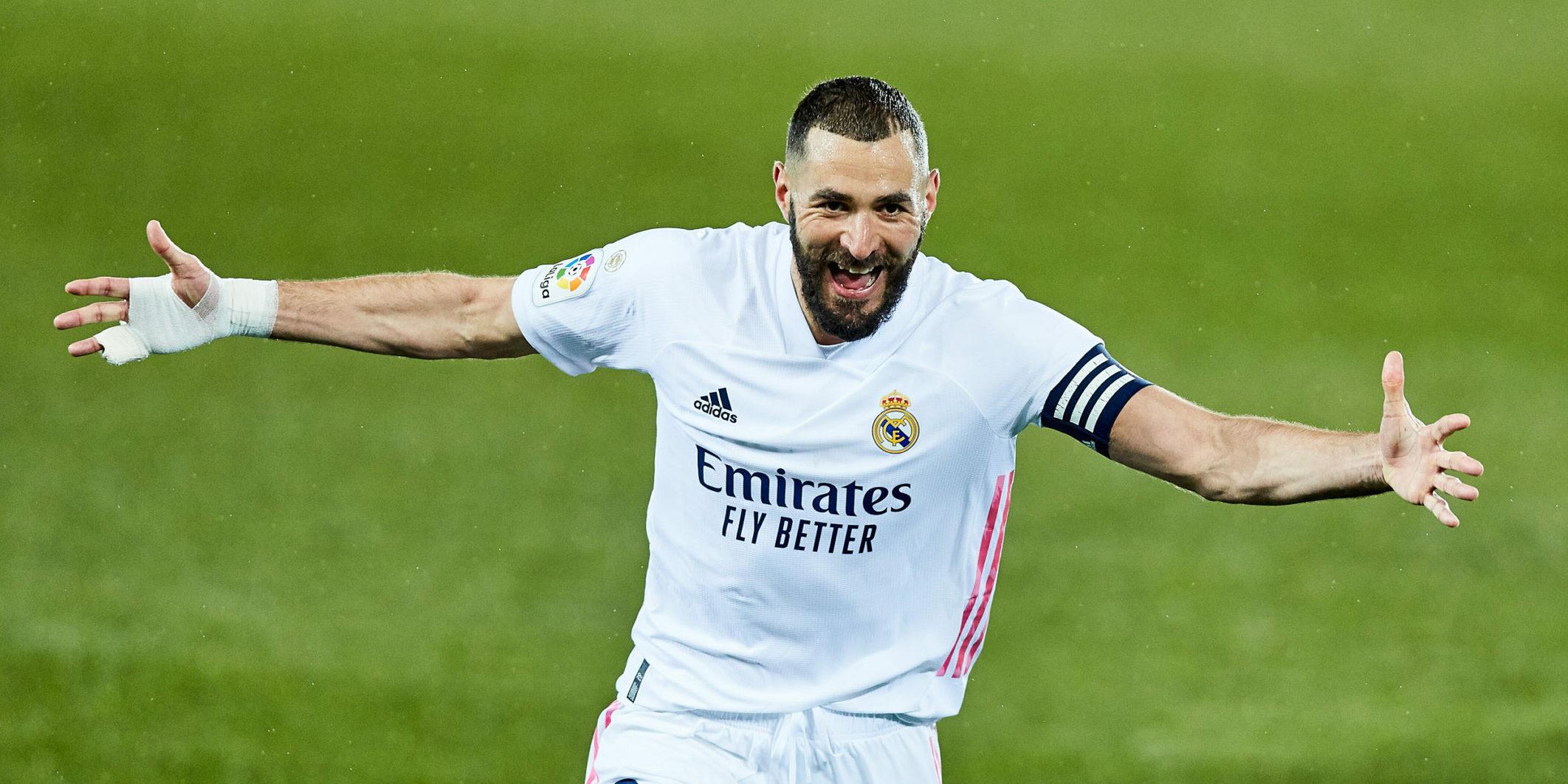 Karim Benzema, davanter del Madrid | Europa Press