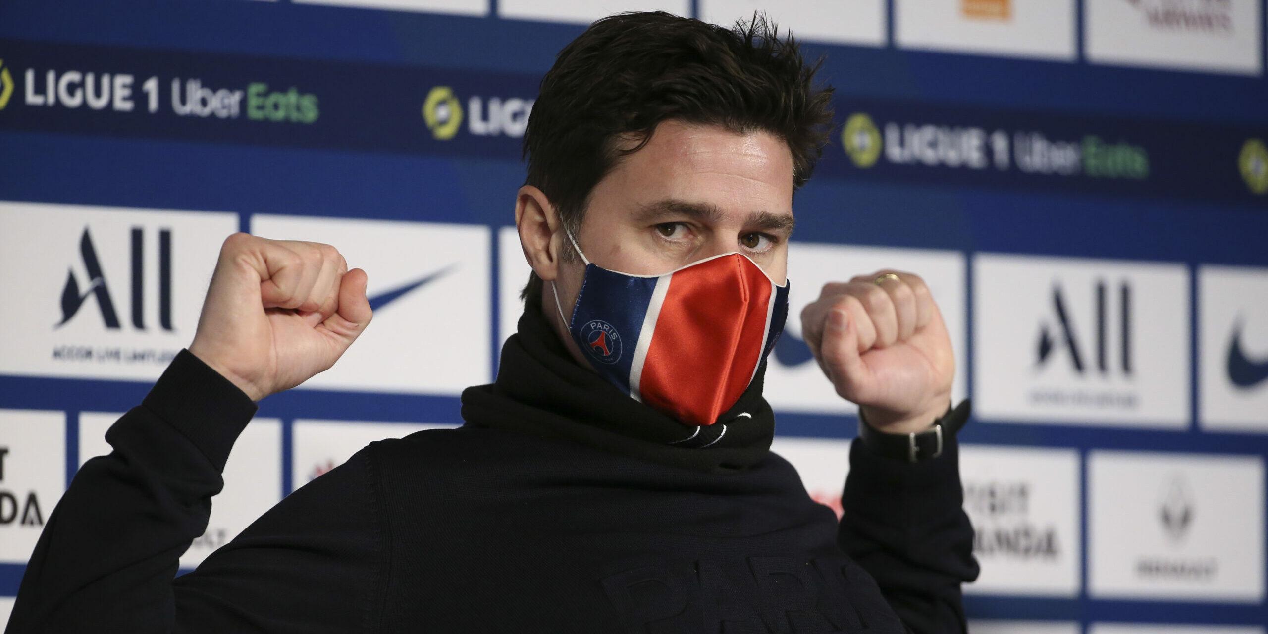 Mauricio Pochettino, entrenador del PSG | Europa Press
