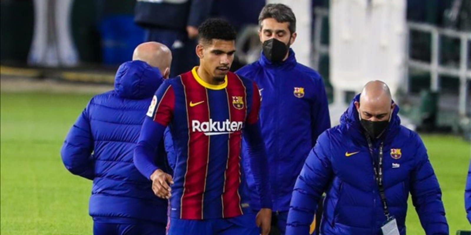 Ronald Araujo, jugador del Barça | FC Barcelona
