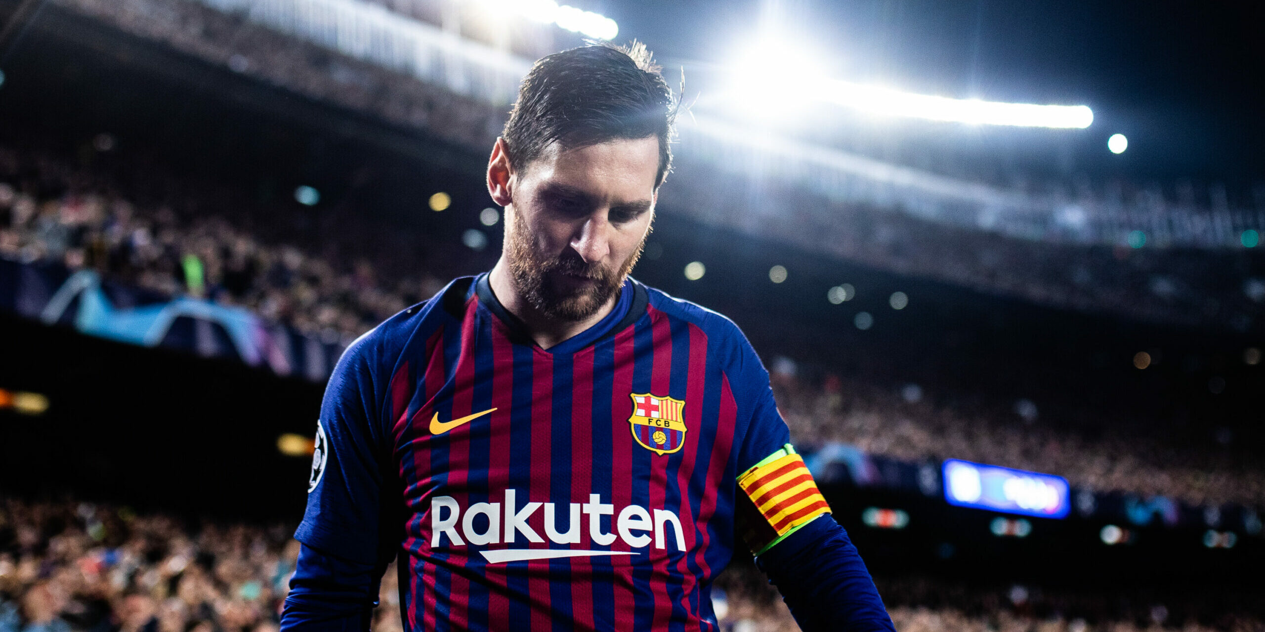 Leo Messi, capità del Barça | Europa Press