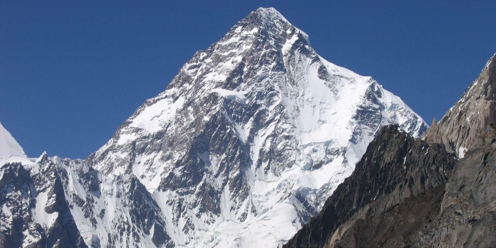 El K2, en arxiu | Viquipèdia
