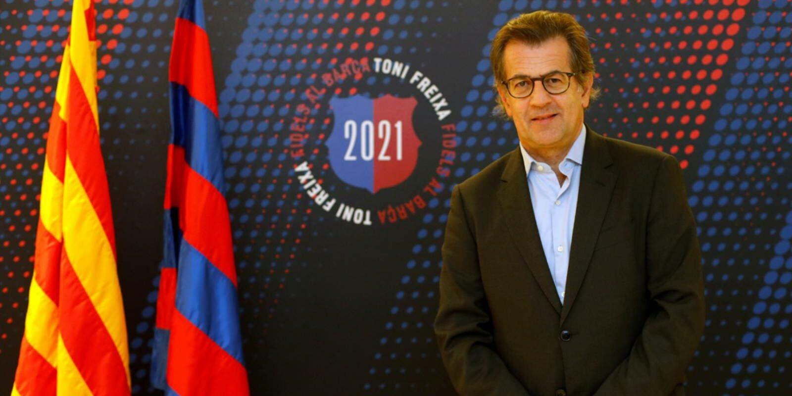 Toni Freixa, candidat a la presidència del Barça | Fidels al Barça
