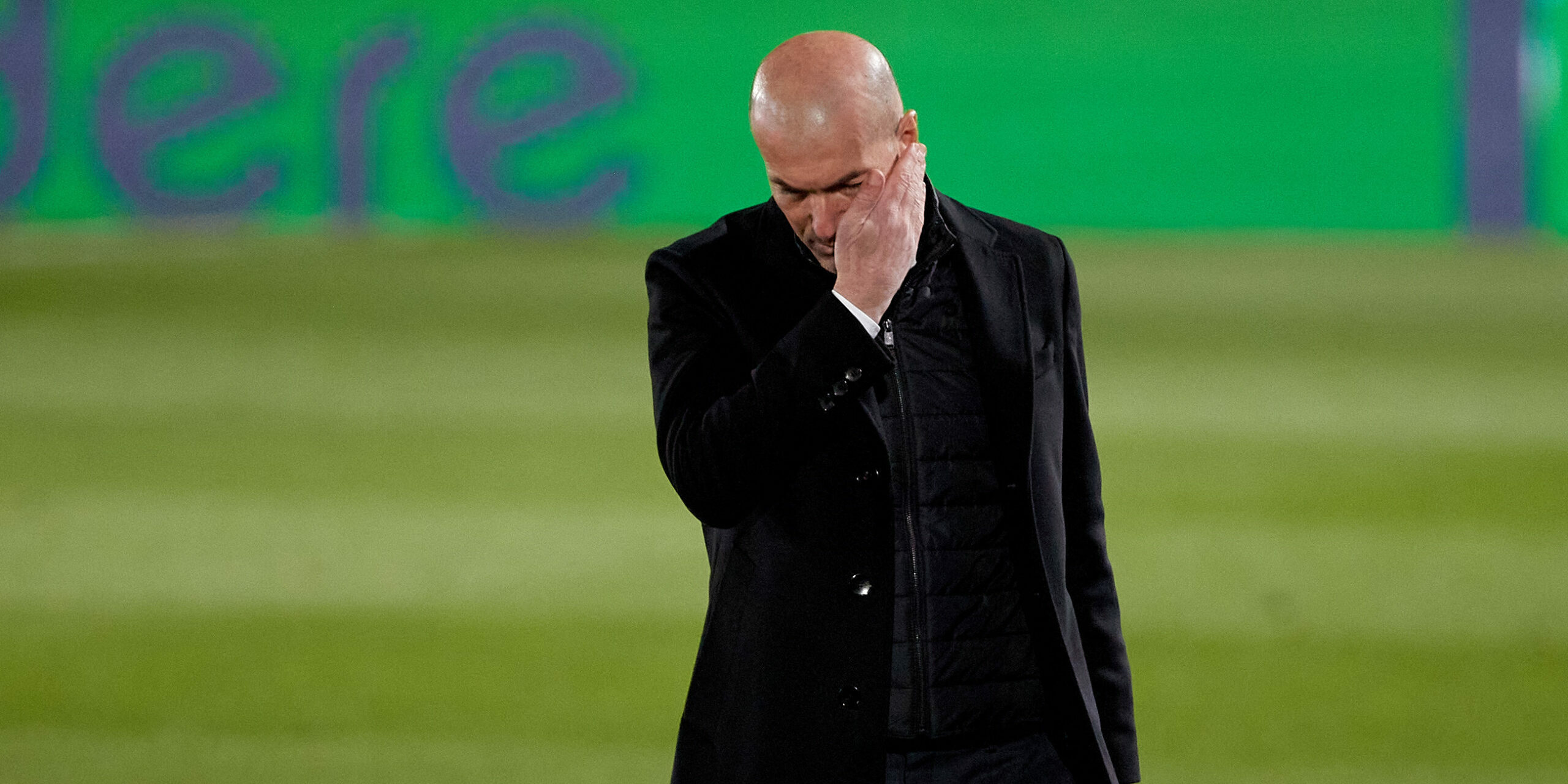 Zidane, entrenador del Reial Madrid | Europa Press