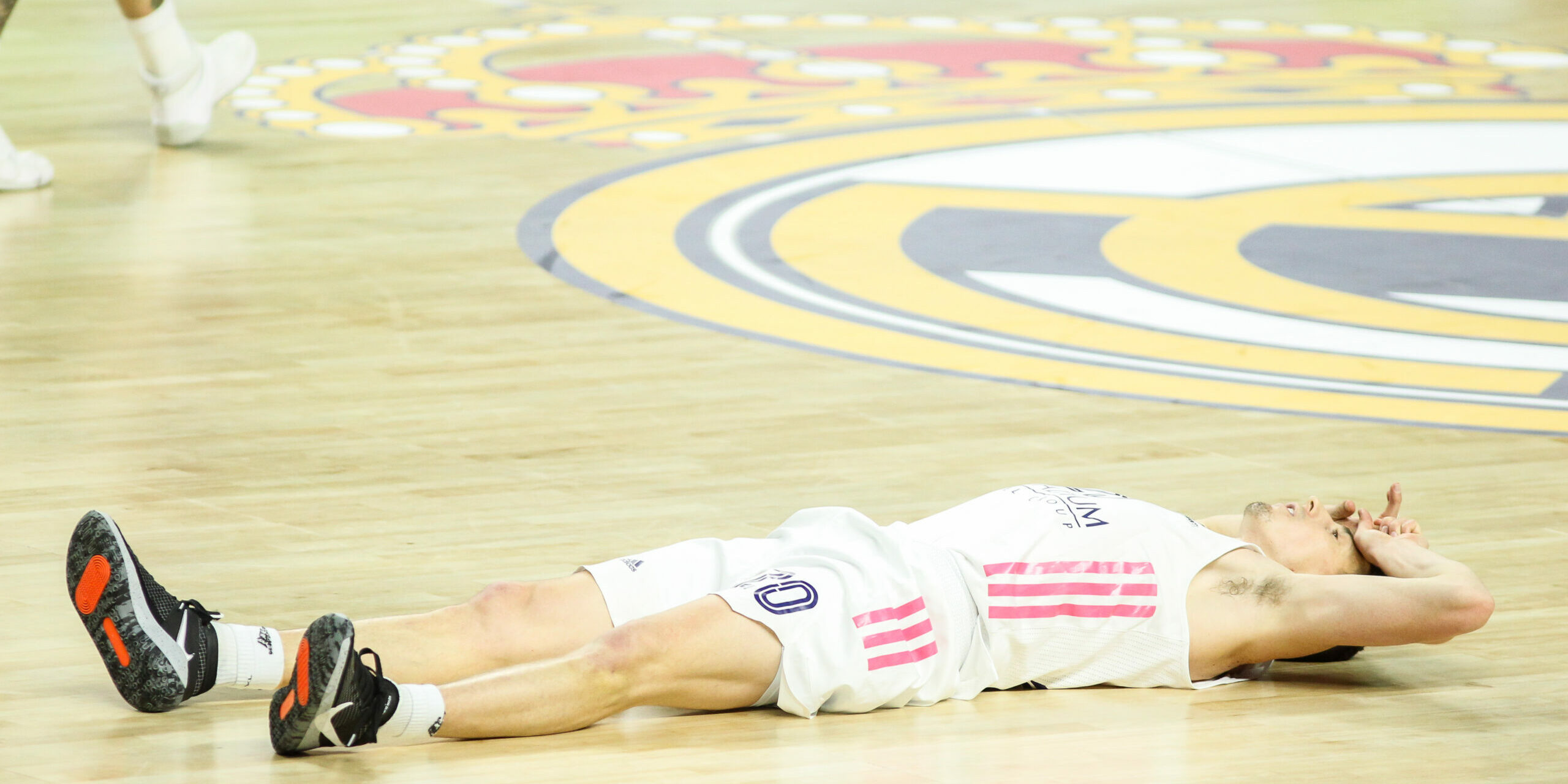 Jaycee Carrol lamenta la derrota contra el Barça | Europa Press