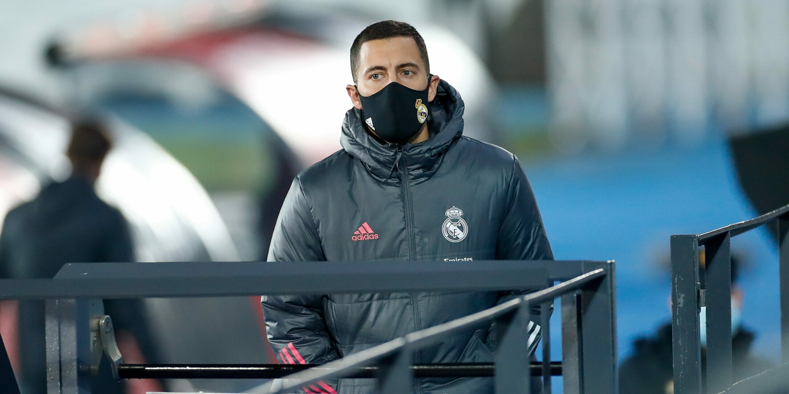 Hazard, jugador del Madrid | Europa Press